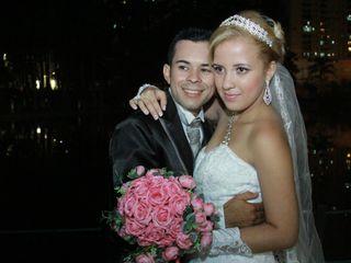 O casamento de Caroline e Roberto 1