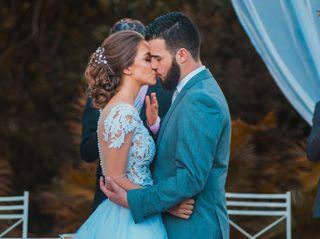O casamento de Priscila e Josué