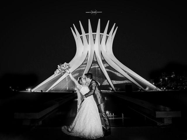 O casamento de Yanna e Marcus