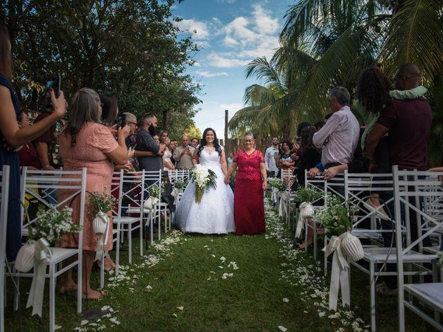 O casamento de Daniel e Paula em Ibitinga, São Paulo 9
