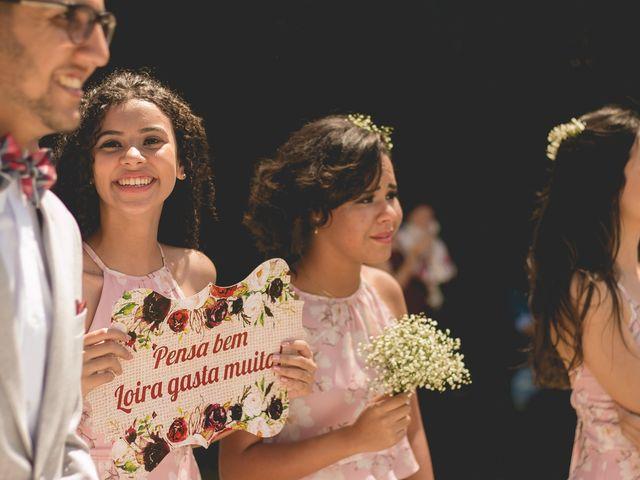 O casamento de Alex e Thais