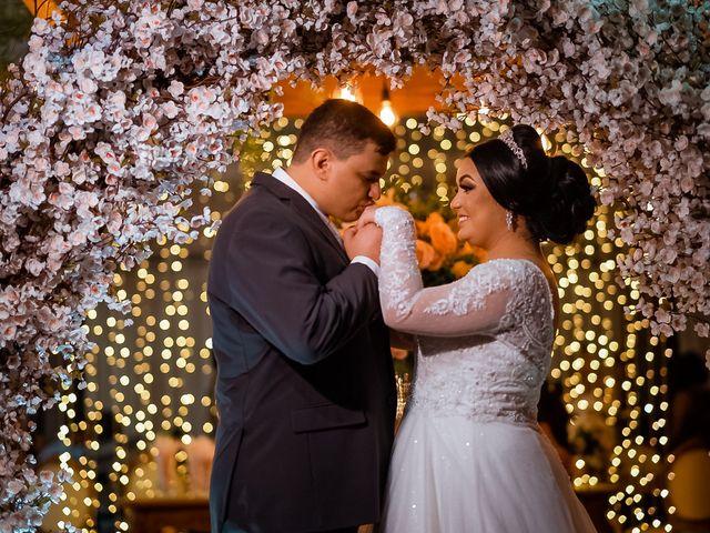 O casamento de Samantha e Hemerson