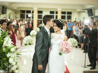 O casamento de Marcelly e Luan