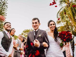 O casamento de Débora e Éverton