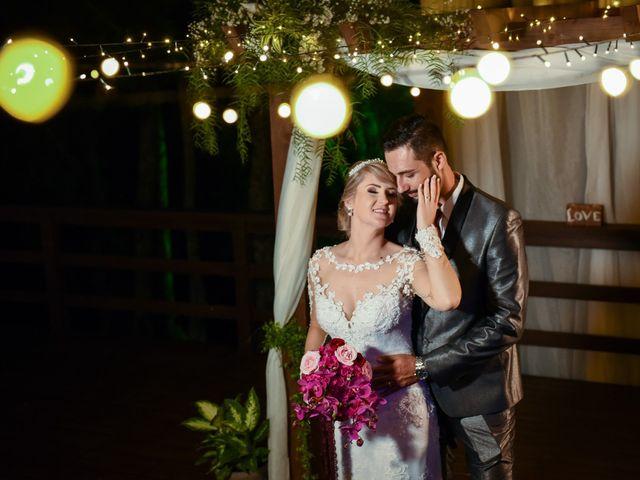 O casamento de Cleyde e Ricardo