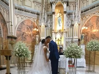 O casamento de D'Cassiane e João Eric 1