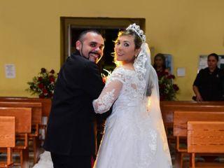 O casamento de Daniele e Daniel