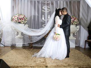 O casamento de Ludmilla Costa e Johnathan Costa
