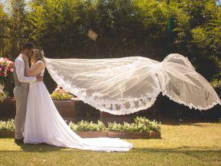 O casamento de Thais e Alex