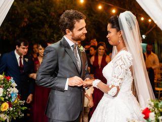 O casamento de Regina e Victor 1