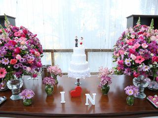 O casamento de Ingrid e Nicollas 1