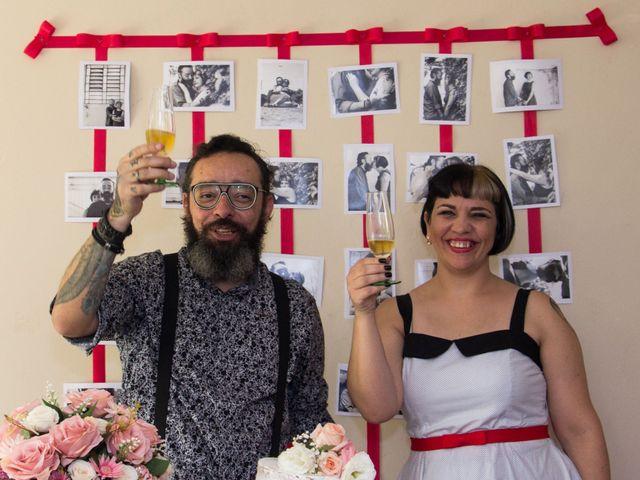 O casamento de Edson e Danielle em São Paulo, São Paulo 17