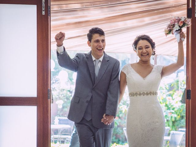 O casamento de Vanessa e Álvaro