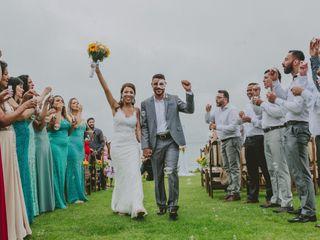 O casamento de Letícia e Jonatas