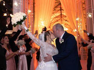 O casamento de Isabella e Fernando