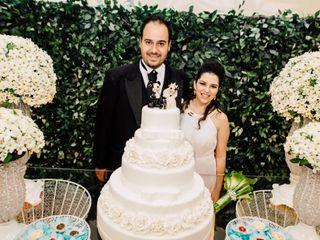 O casamento de Fernanda e Sergio