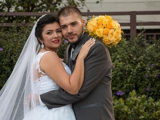 O casamento de Cristina e Thiago