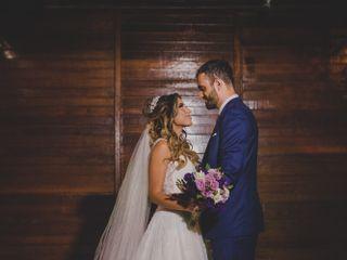 O casamento de Paola e Carlos
