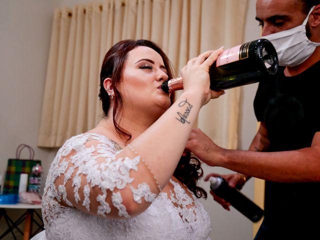 O casamento de Cleber e Aline em São Paulo, São Paulo 16
