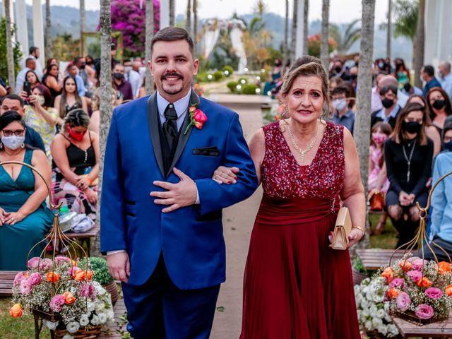 O casamento de Cleber e Aline em São Paulo, São Paulo 33
