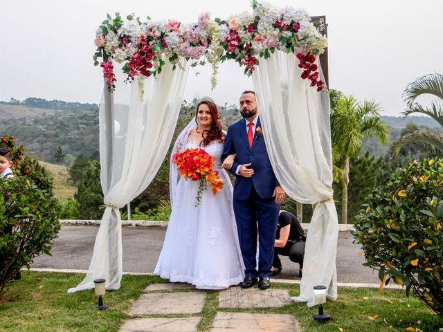 O casamento de Cleber e Aline em São Paulo, São Paulo 34