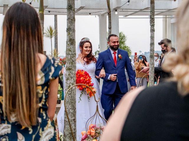 O casamento de Cleber e Aline em São Paulo, São Paulo 38