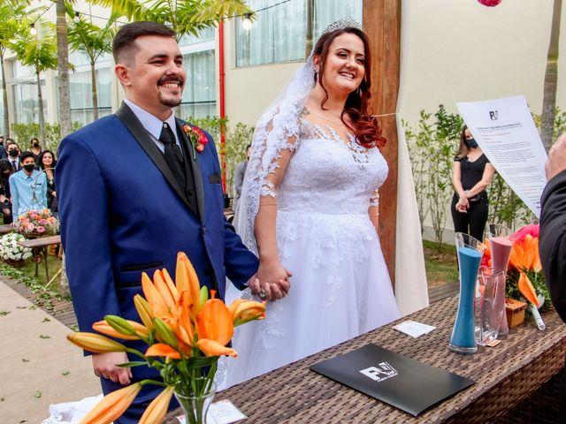 O casamento de Cleber e Aline em São Paulo, São Paulo 42