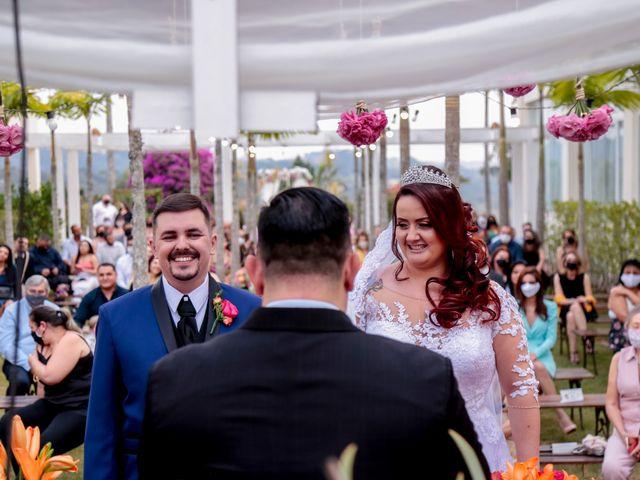 O casamento de Cleber e Aline em São Paulo, São Paulo 43