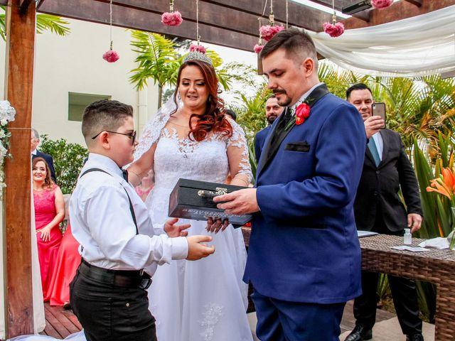 O casamento de Cleber e Aline em São Paulo, São Paulo 48