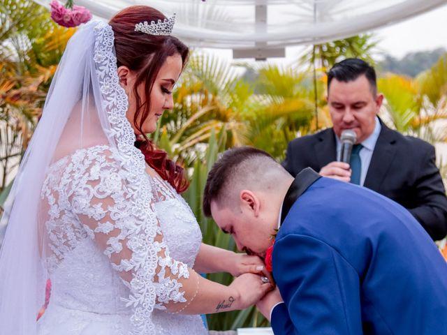 O casamento de Cleber e Aline em São Paulo, São Paulo 53