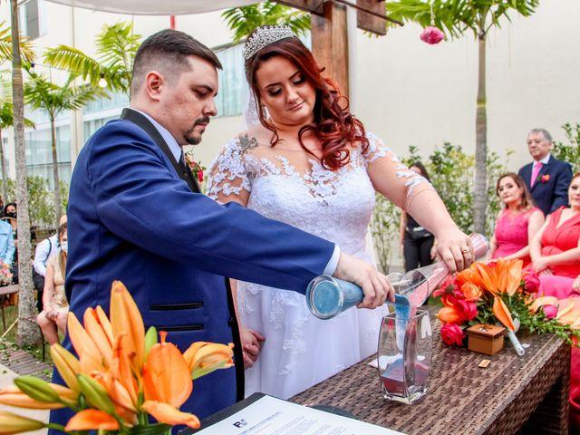 O casamento de Cleber e Aline em São Paulo, São Paulo 55