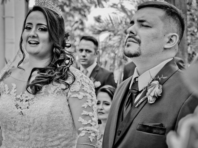 O casamento de Cleber e Aline em São Paulo, São Paulo 57