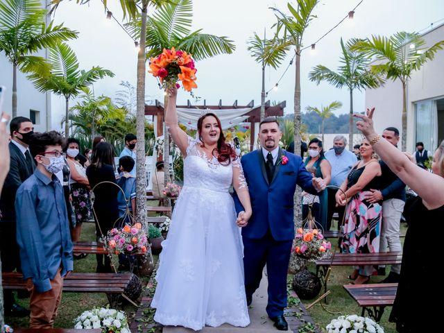 O casamento de Cleber e Aline em São Paulo, São Paulo 60