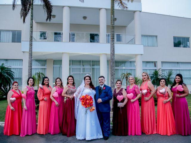 O casamento de Cleber e Aline em São Paulo, São Paulo 62