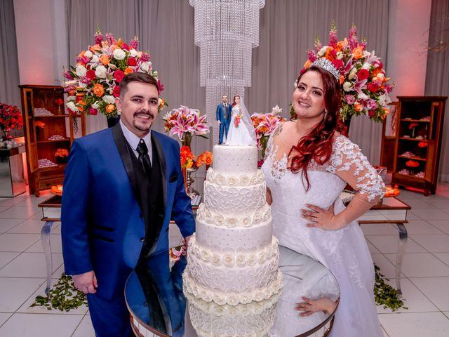 O casamento de Cleber e Aline em São Paulo, São Paulo 71