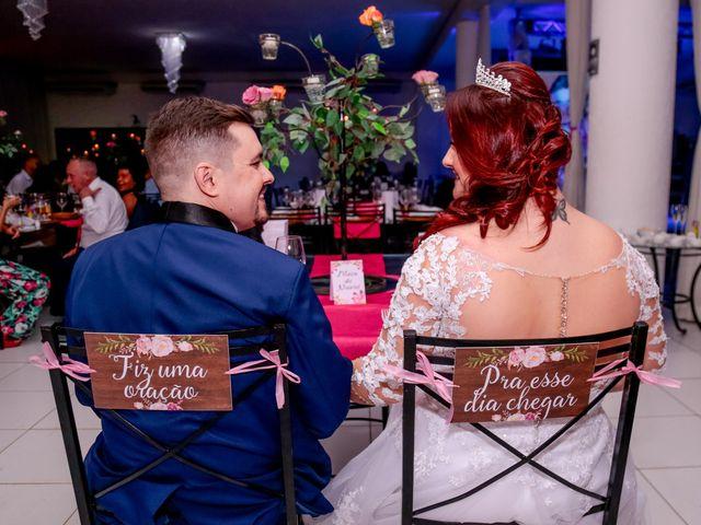 O casamento de Cleber e Aline em São Paulo, São Paulo 72