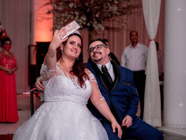 O casamento de Cleber e Aline em São Paulo, São Paulo 73