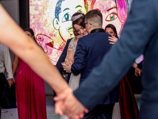 O casamento de Cleber e Aline em São Paulo, São Paulo 75
