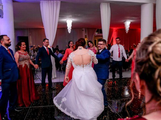 O casamento de Cleber e Aline em São Paulo, São Paulo 76