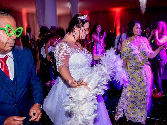 O casamento de Cleber e Aline em São Paulo, São Paulo 80