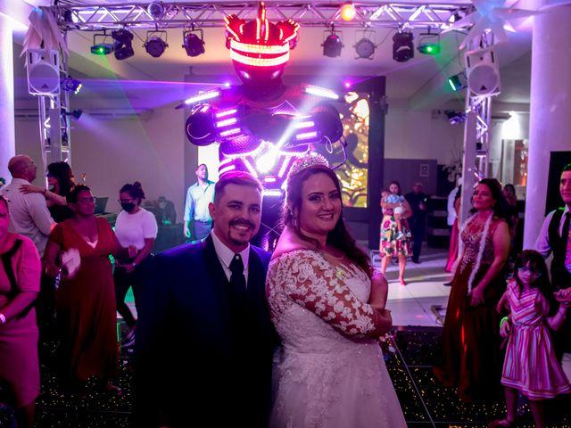 O casamento de Cleber e Aline em São Paulo, São Paulo 84