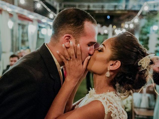 O casamento de Jéssica e Aquila