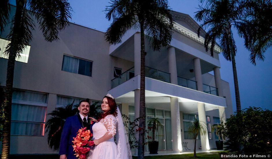 O casamento de Cleber e Aline em São Paulo, São Paulo