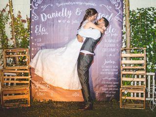 O casamento de Daniela e Misael