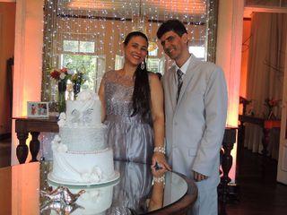 O casamento de CRIS  e Aron