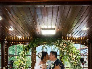 O casamento de Bárbara e André 2