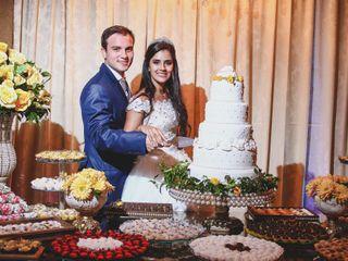 O casamento de Kérolyn e Paulo