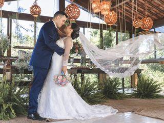 O casamento de Caroline e João Henrique