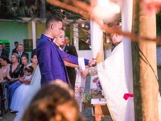 O casamento de Paloma  e Leandro 1