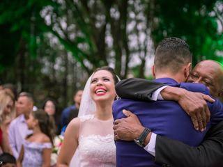 O casamento de Paloma  e Leandro